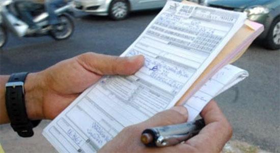 Detran RS multas